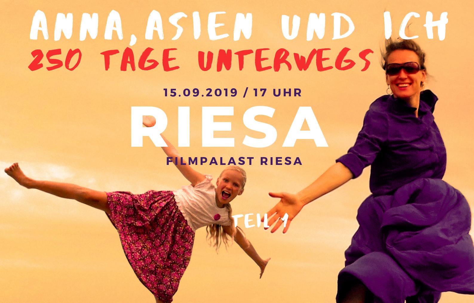 Anna Asien und ich Dokumentarfilm Riesa Deutschland