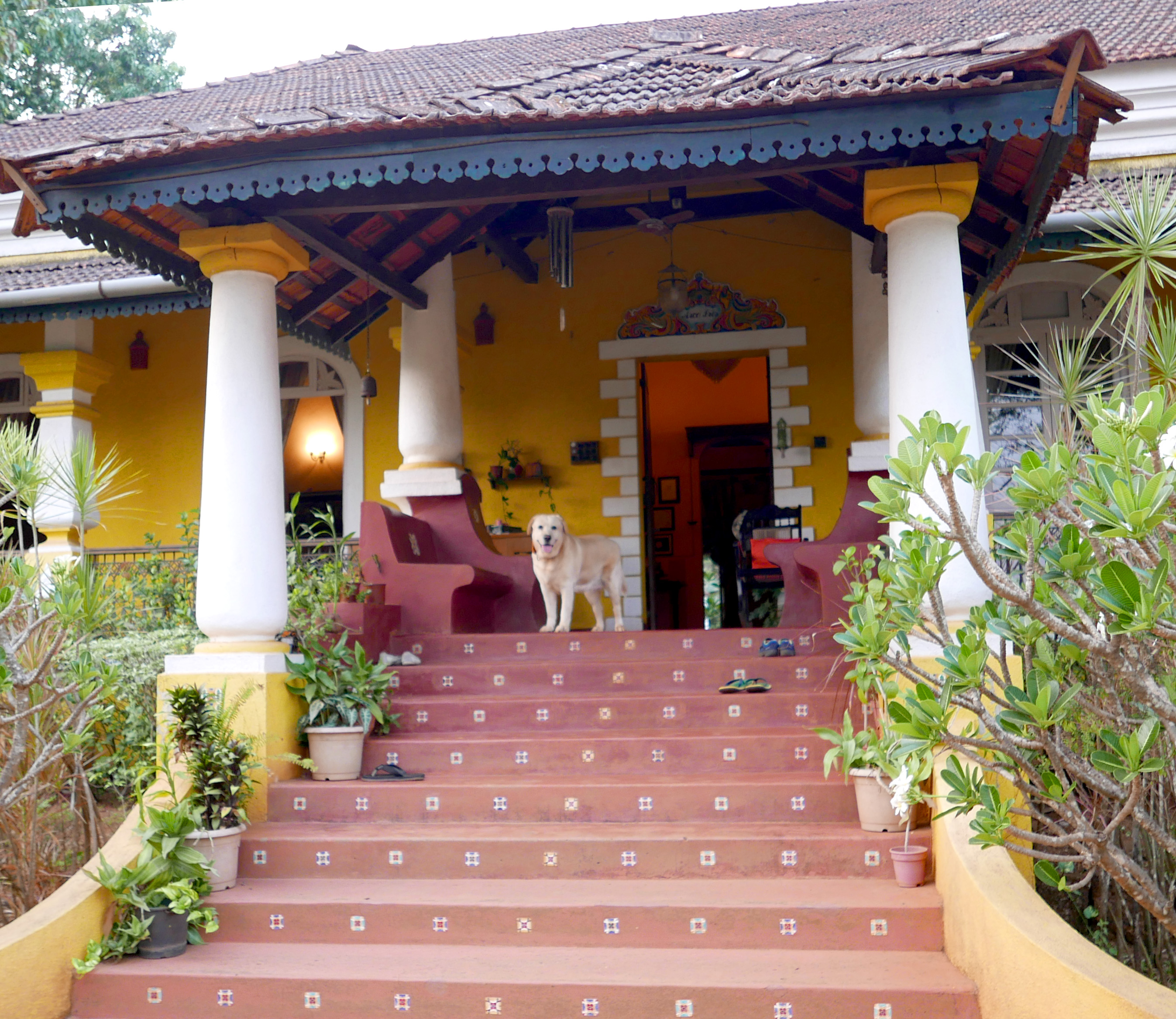 Arco Iris Boutique Homestay Main Entrance