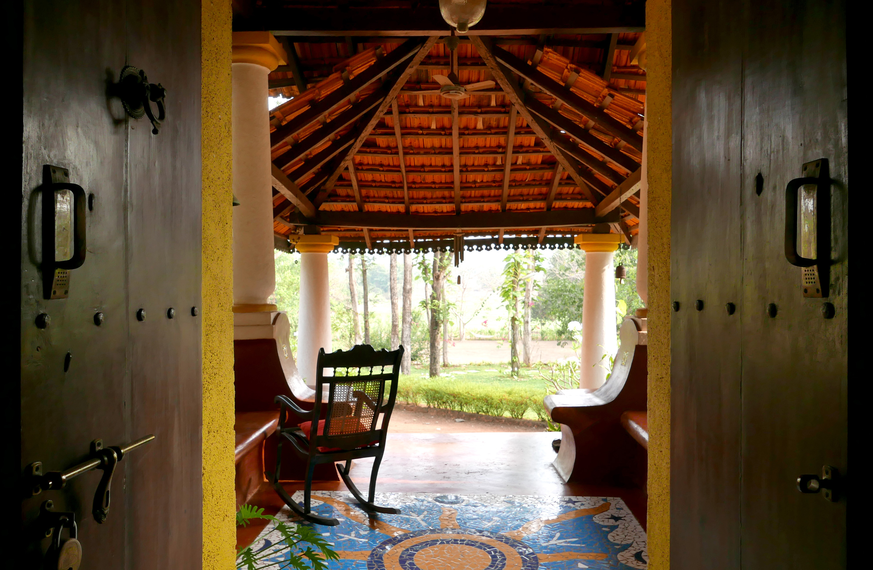 Arco Iris Boutique Homestay South Goa India