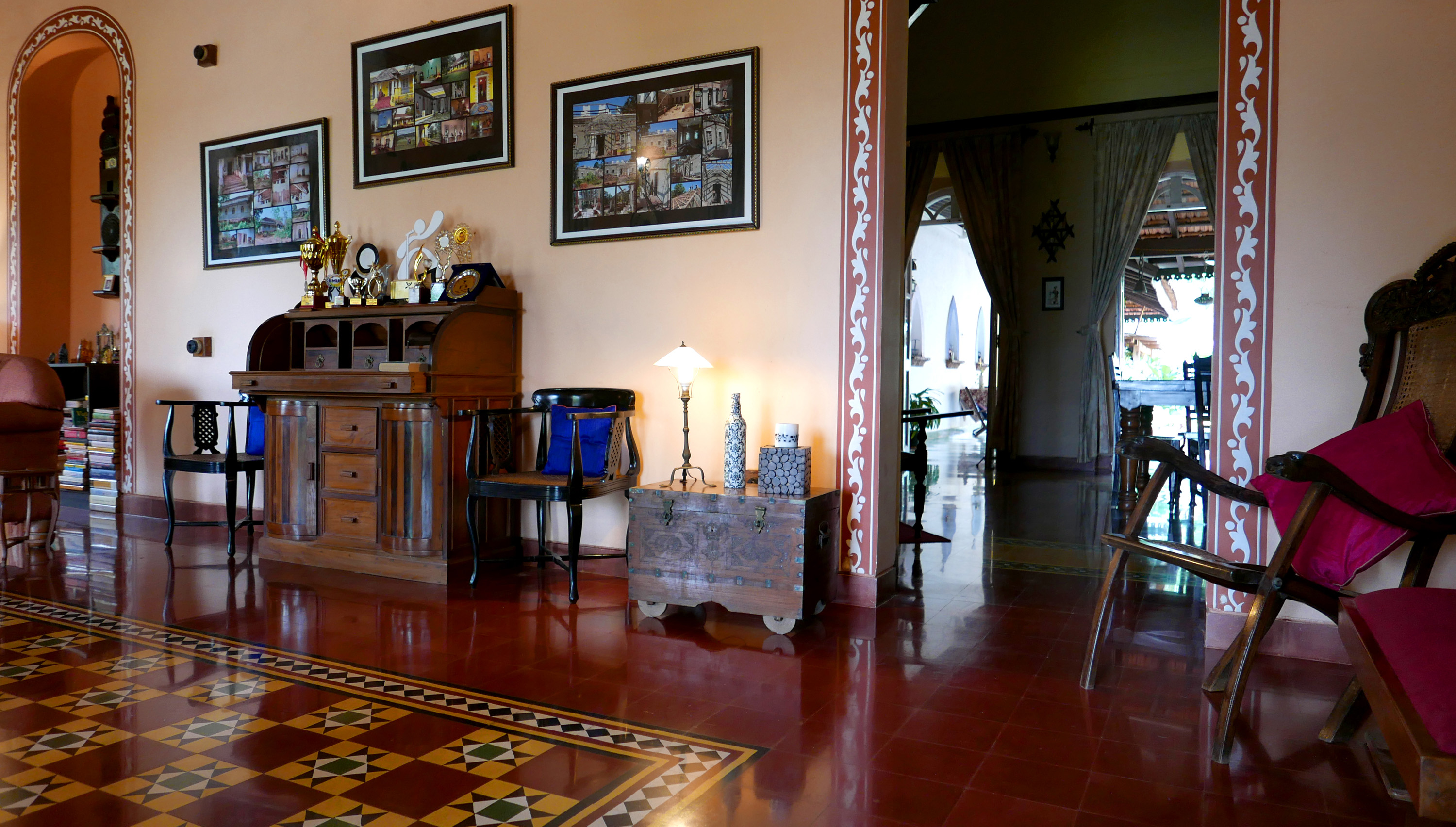 Arco Iris Boutique Homestay hall