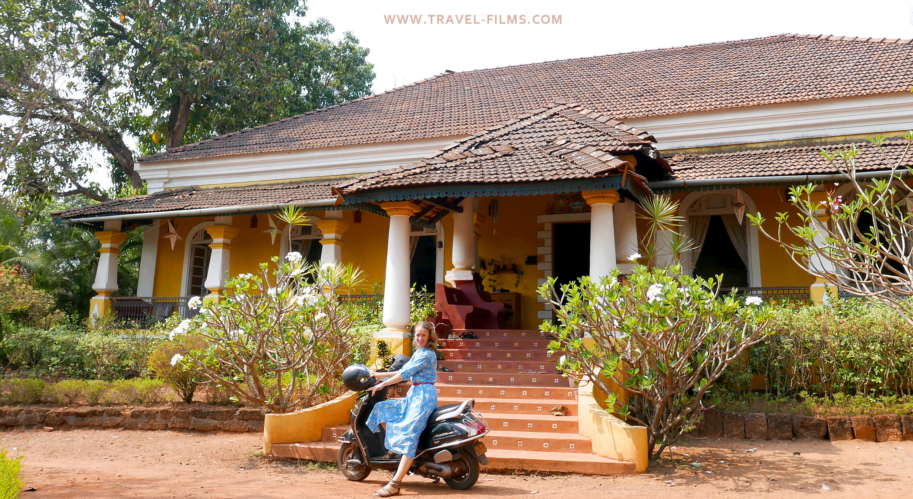 Arco Iris Homestay Goa Heritage India