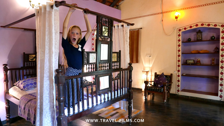 Arco Iris Homestay room Goa Heritage