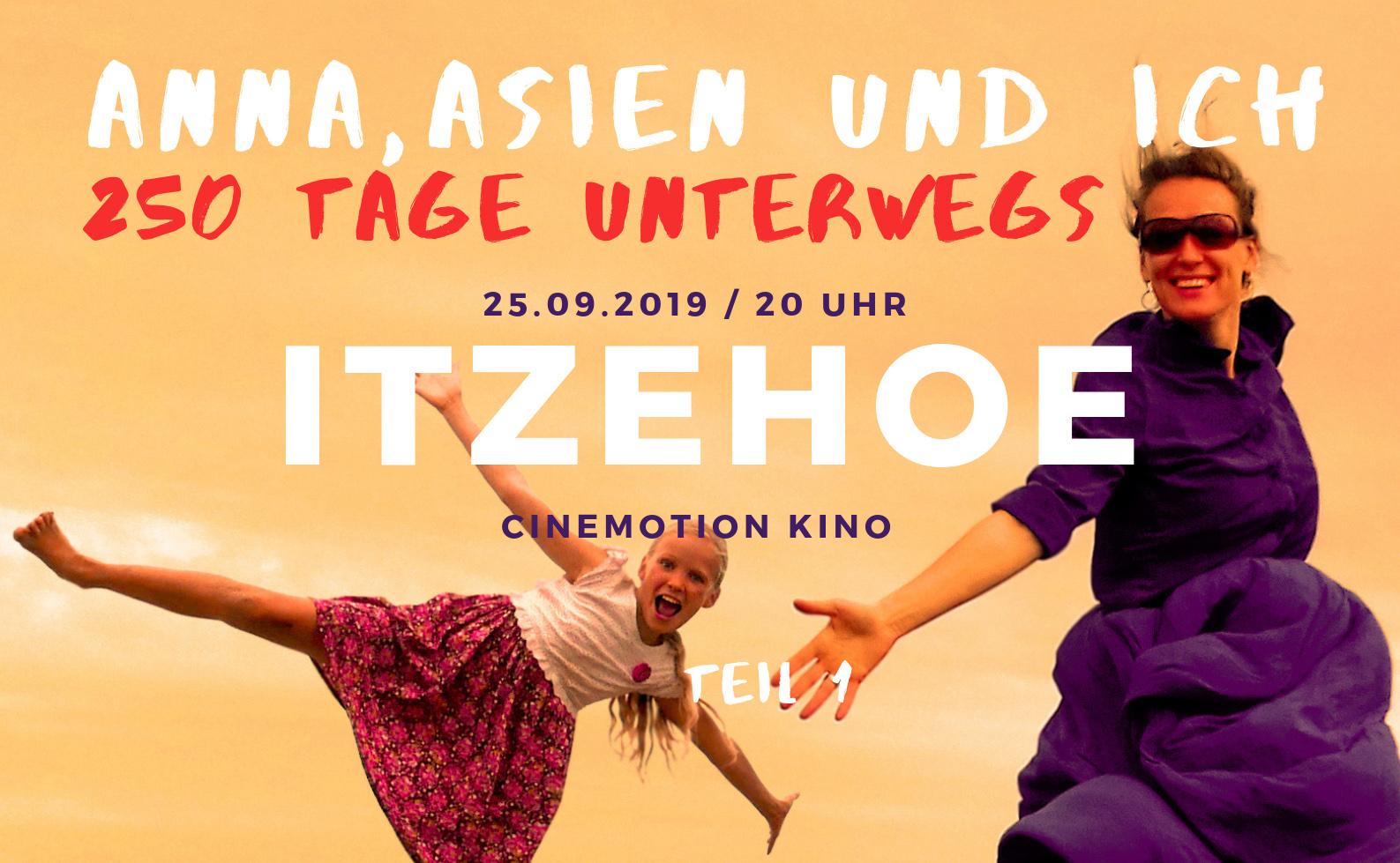 Itzehoe Anna Asien und Ich Dokumentarfilm Itzehoe