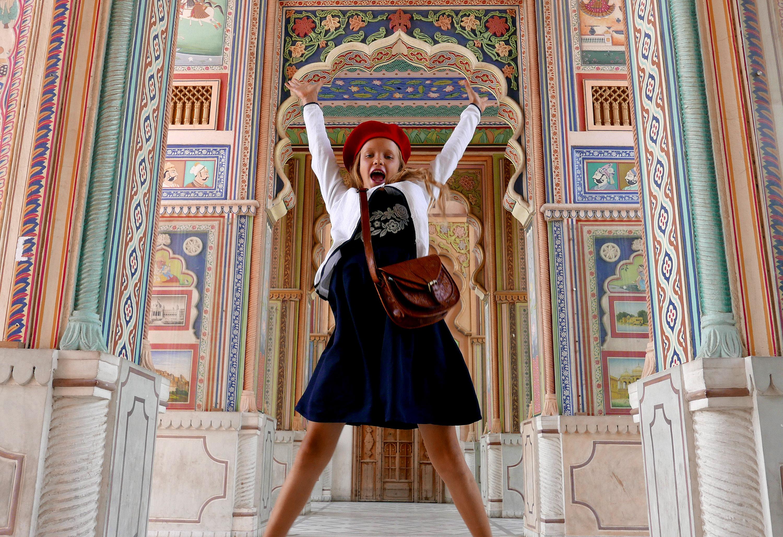 Jaipur Palace Janu Private Tours