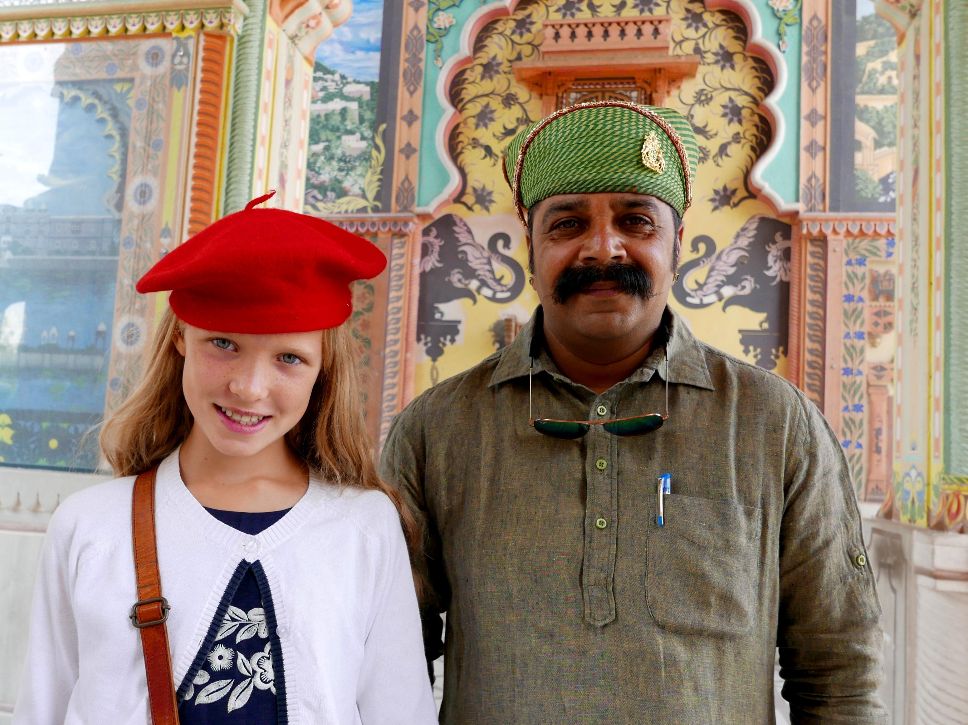 Janu private tours India Jaipur