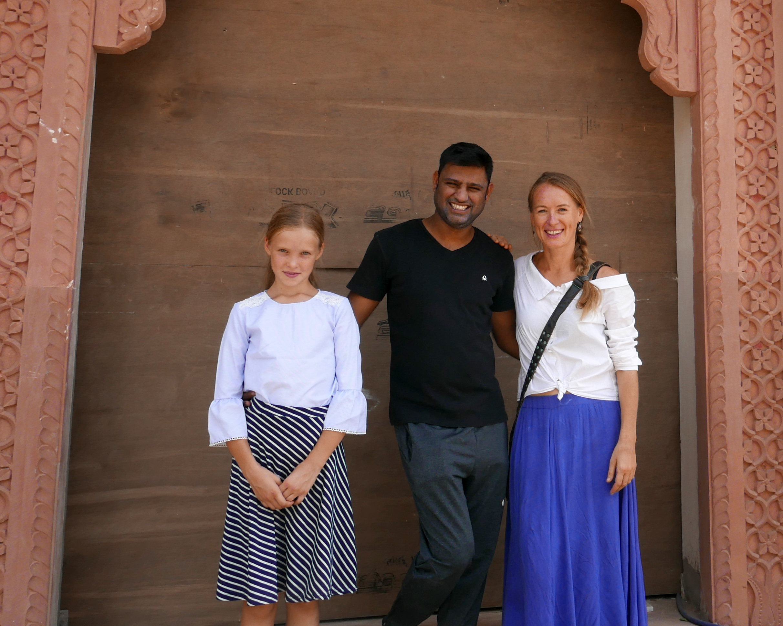 Janu private tours India