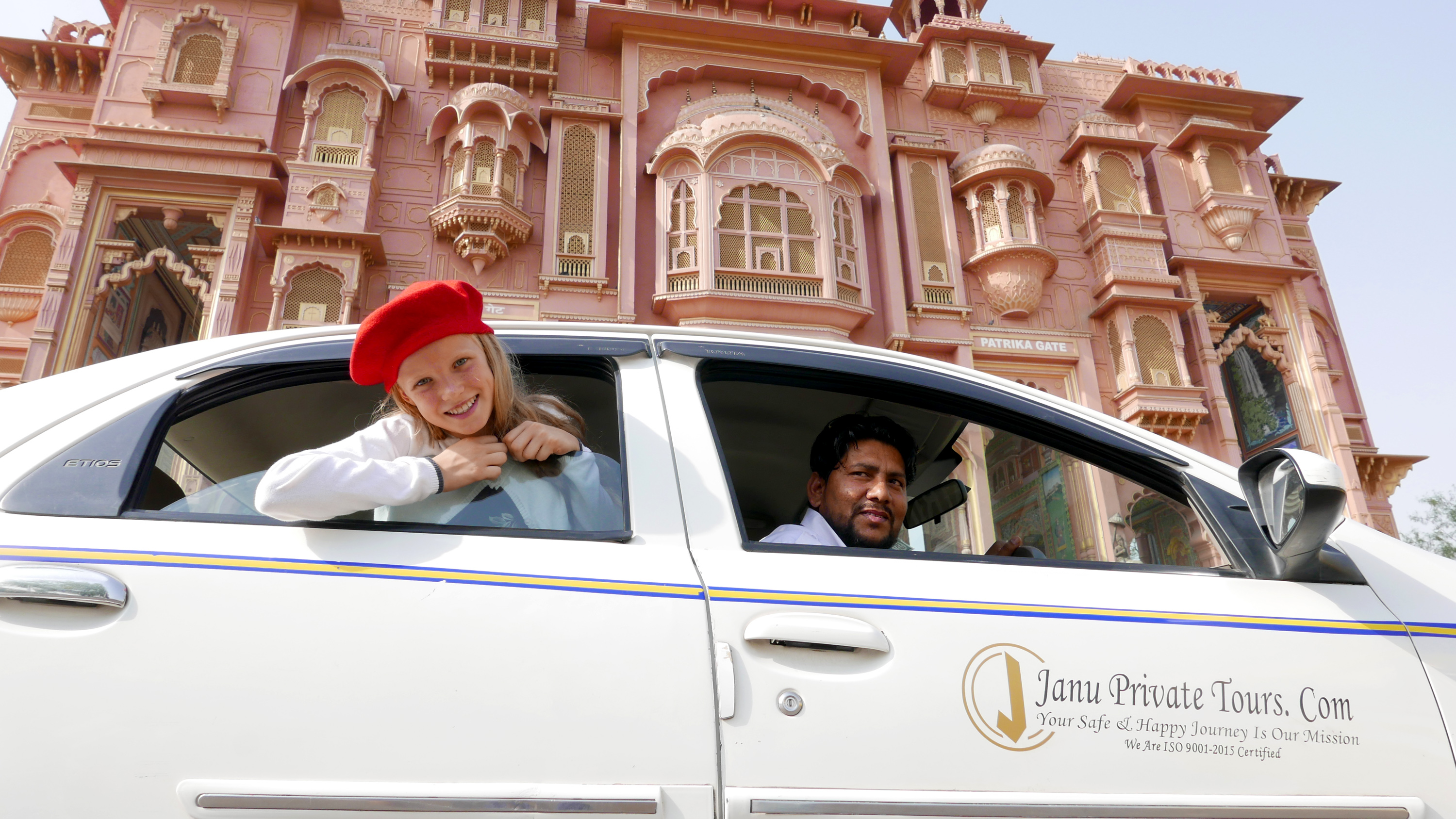 Janu private tours Jaipur