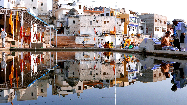 Sacred Pushkar India JanuTours Rajasthan