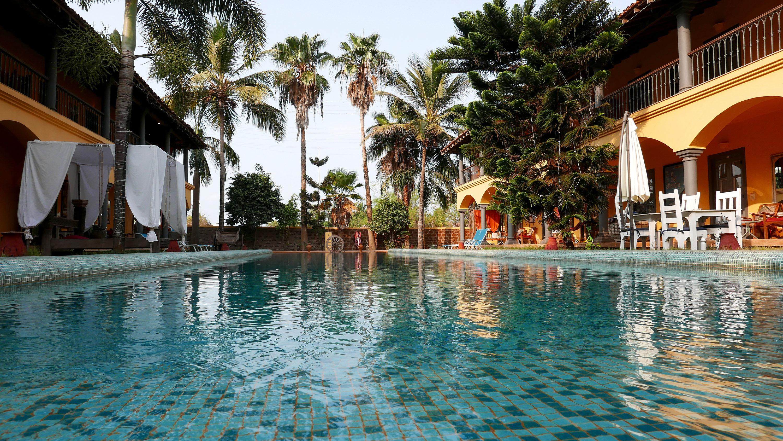 Sur La Mer Goa Morjim Beach resort