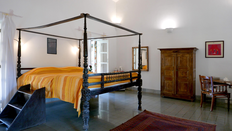 Sur La Mer Goa resort room
