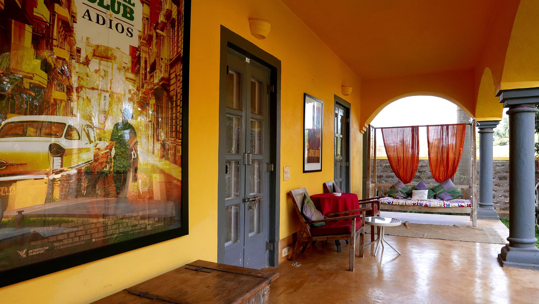 Sur La Mer resort Goa Morjim