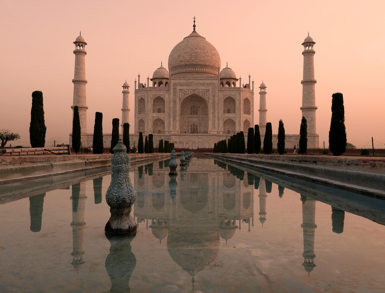 Taj Mahal India Janu Tours