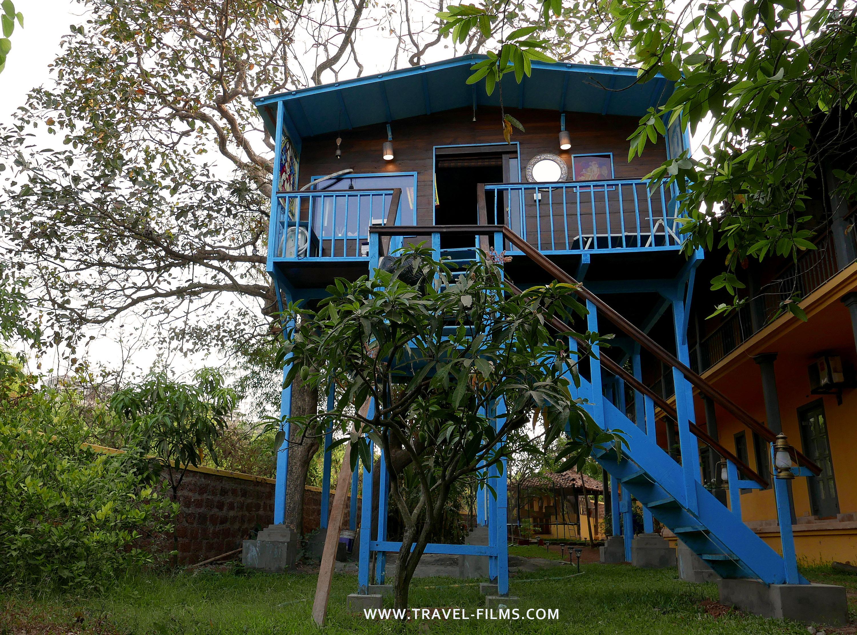 Treehouse Sur La Mer Goa