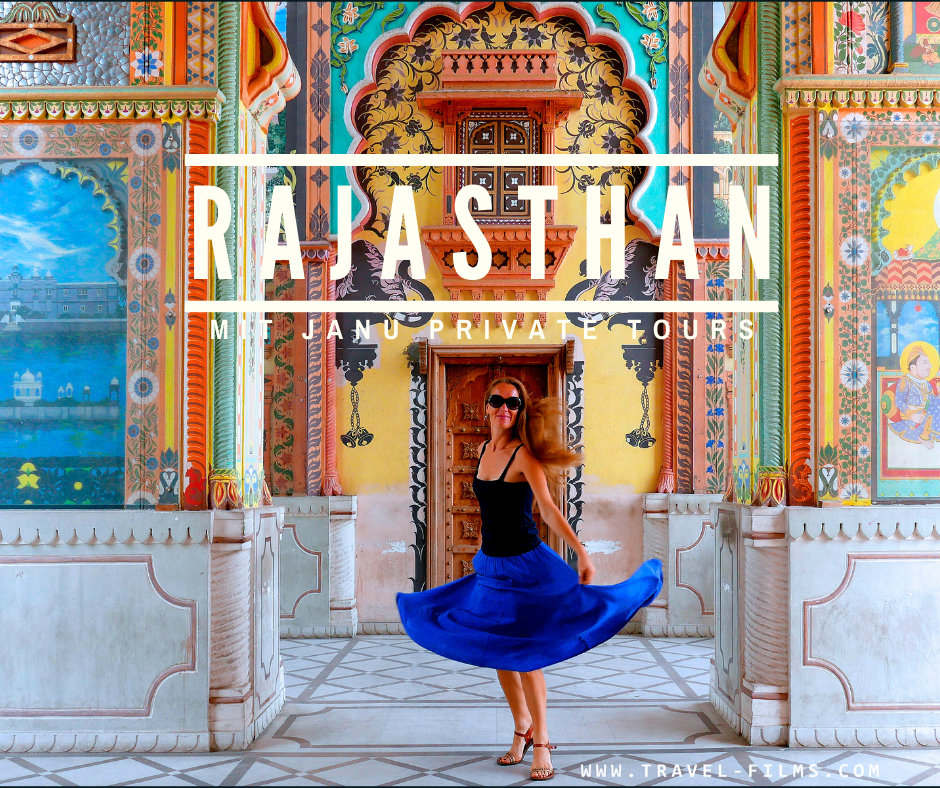 Rajasthan travel films