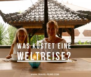 Was kostet eine Weltreise