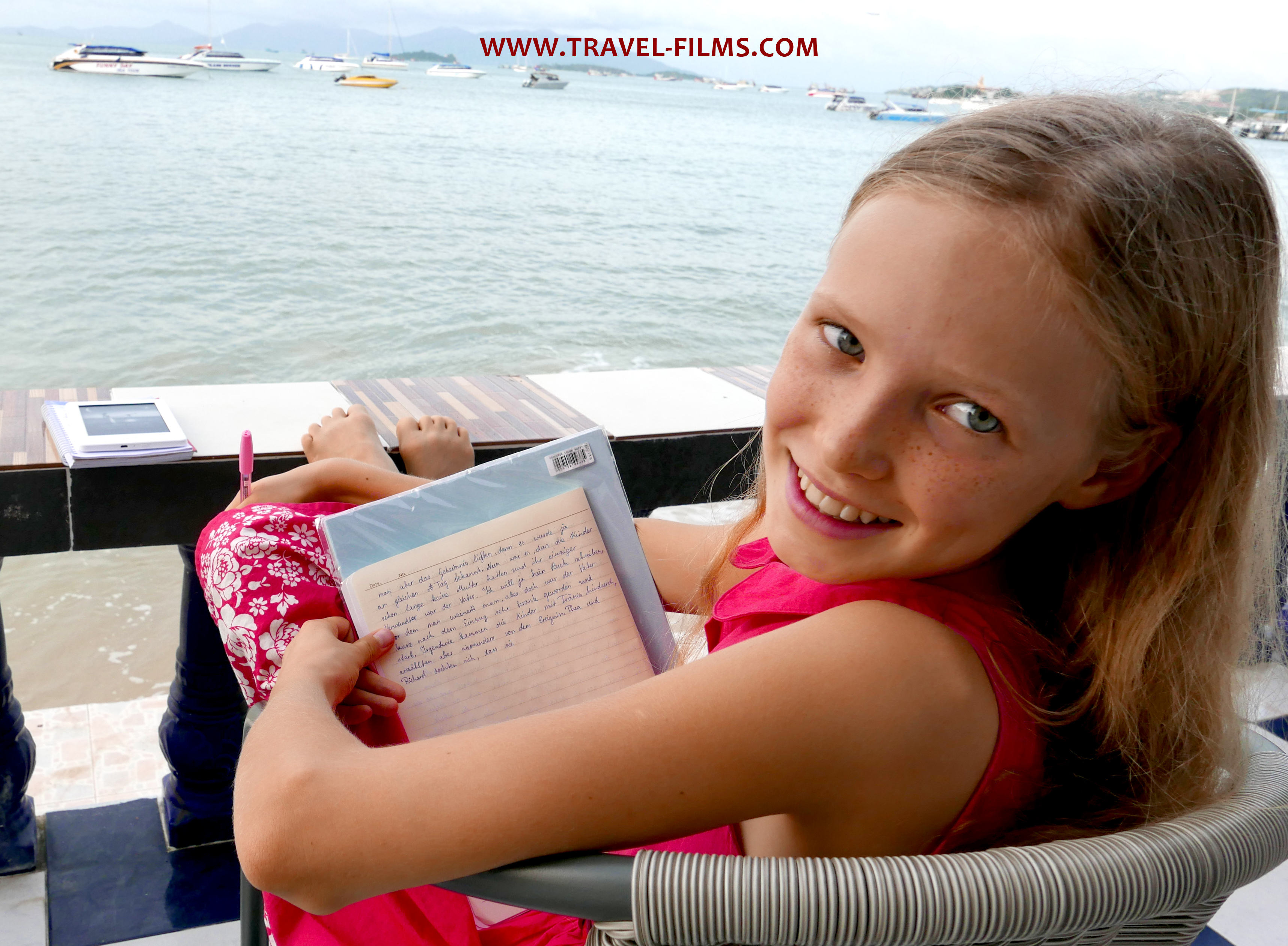 World Schooling Thailand travel films
