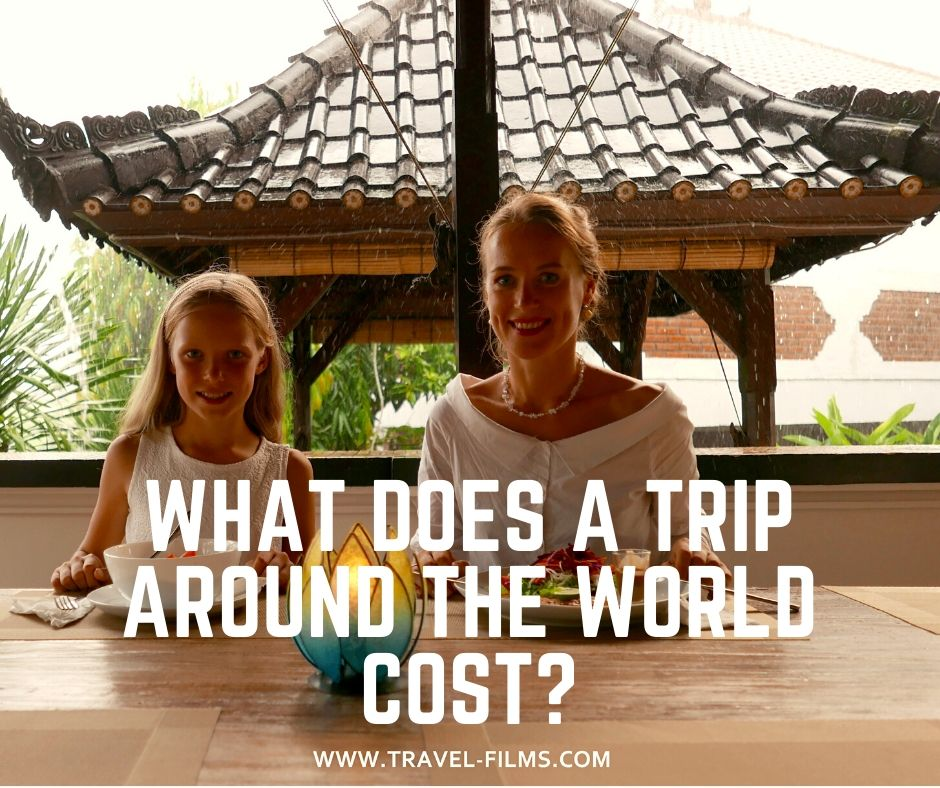 trip around the world costs