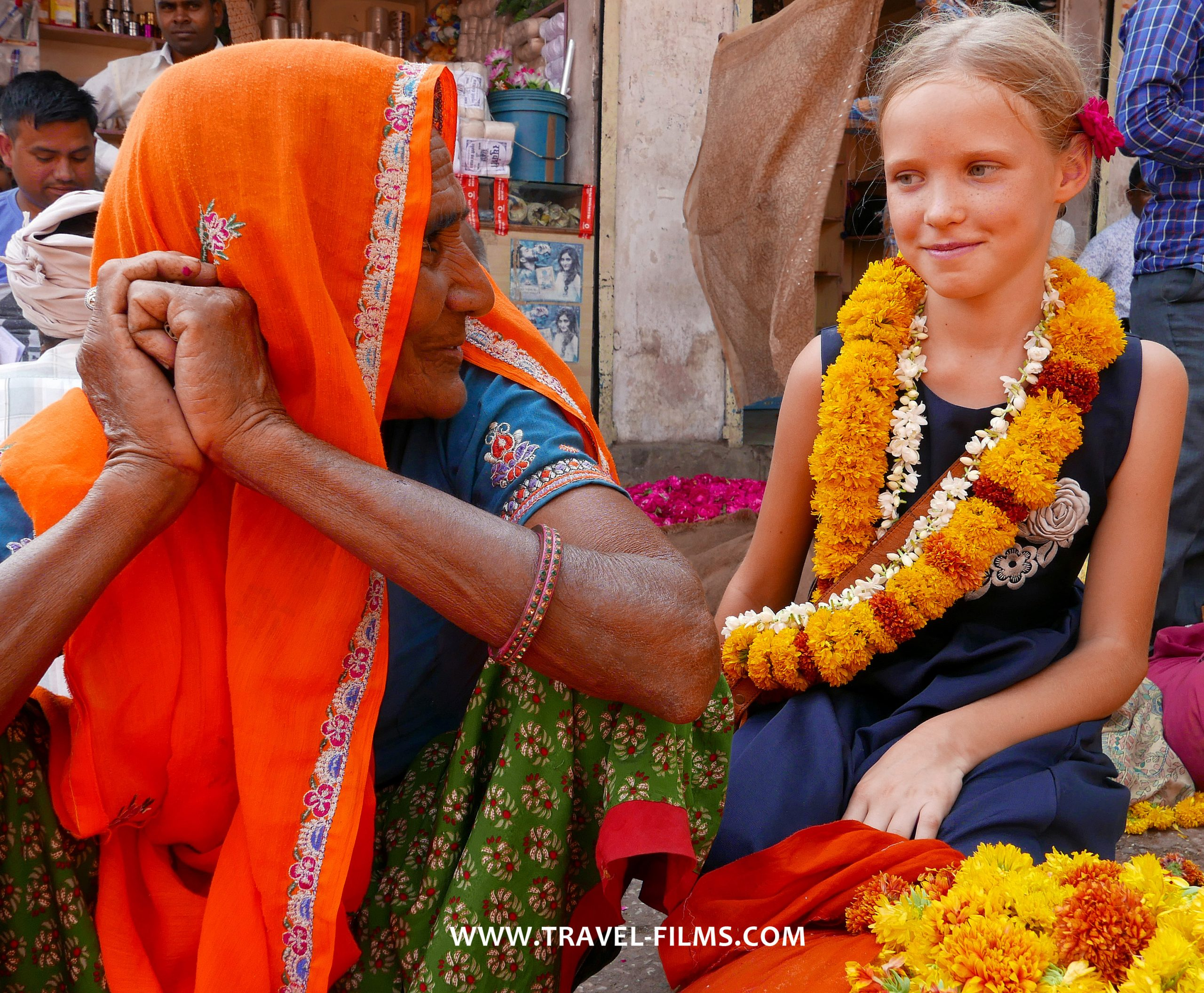 Jaipur with locals India travel films