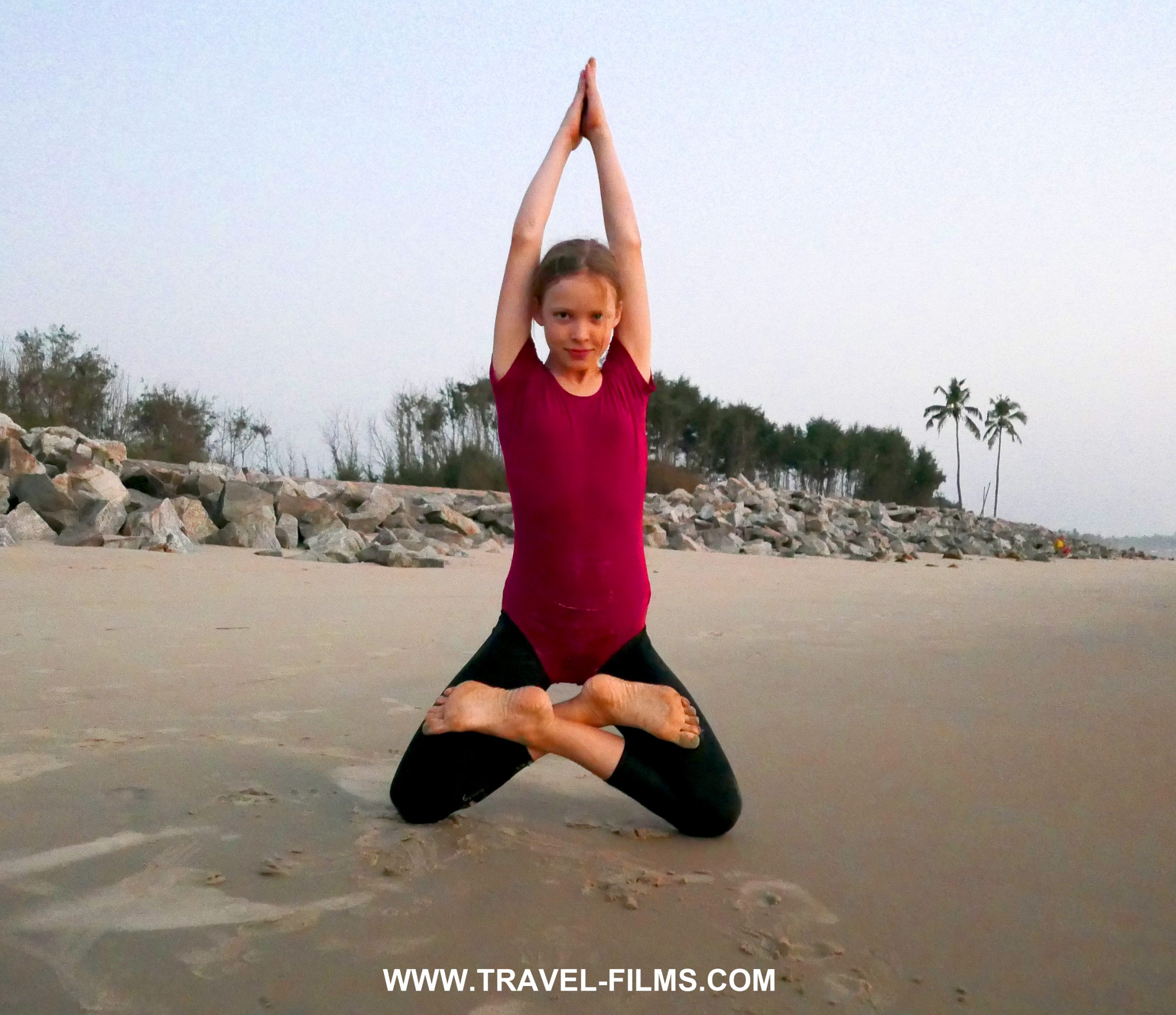 Kappil Beach Kerala Yoga travel films