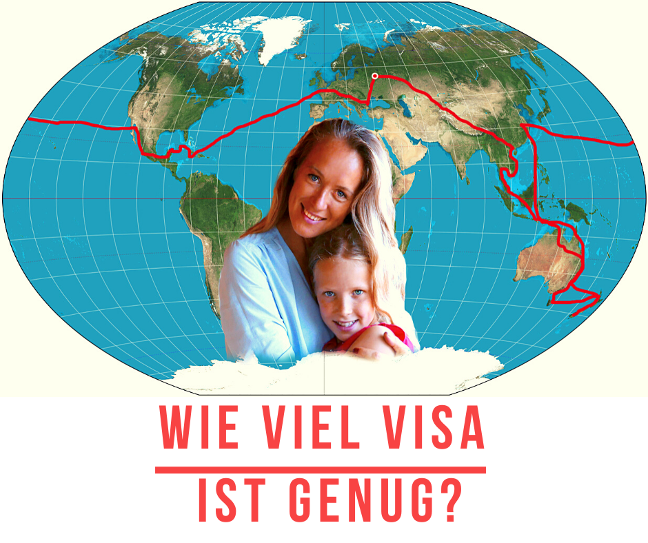 visa weltreise