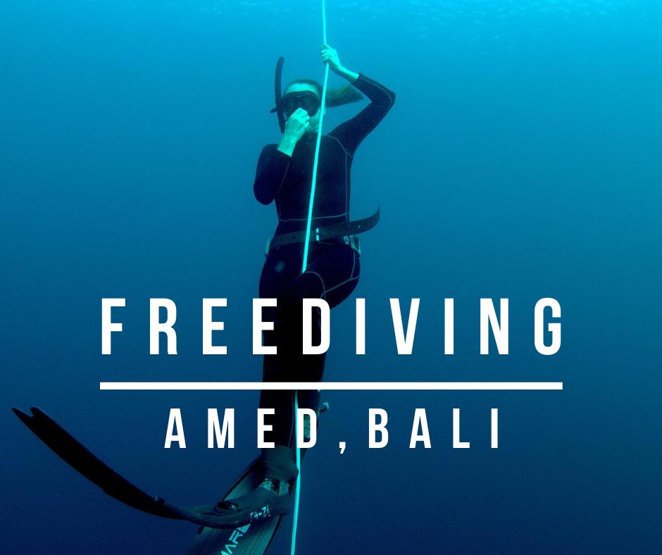 freediving bali travel films