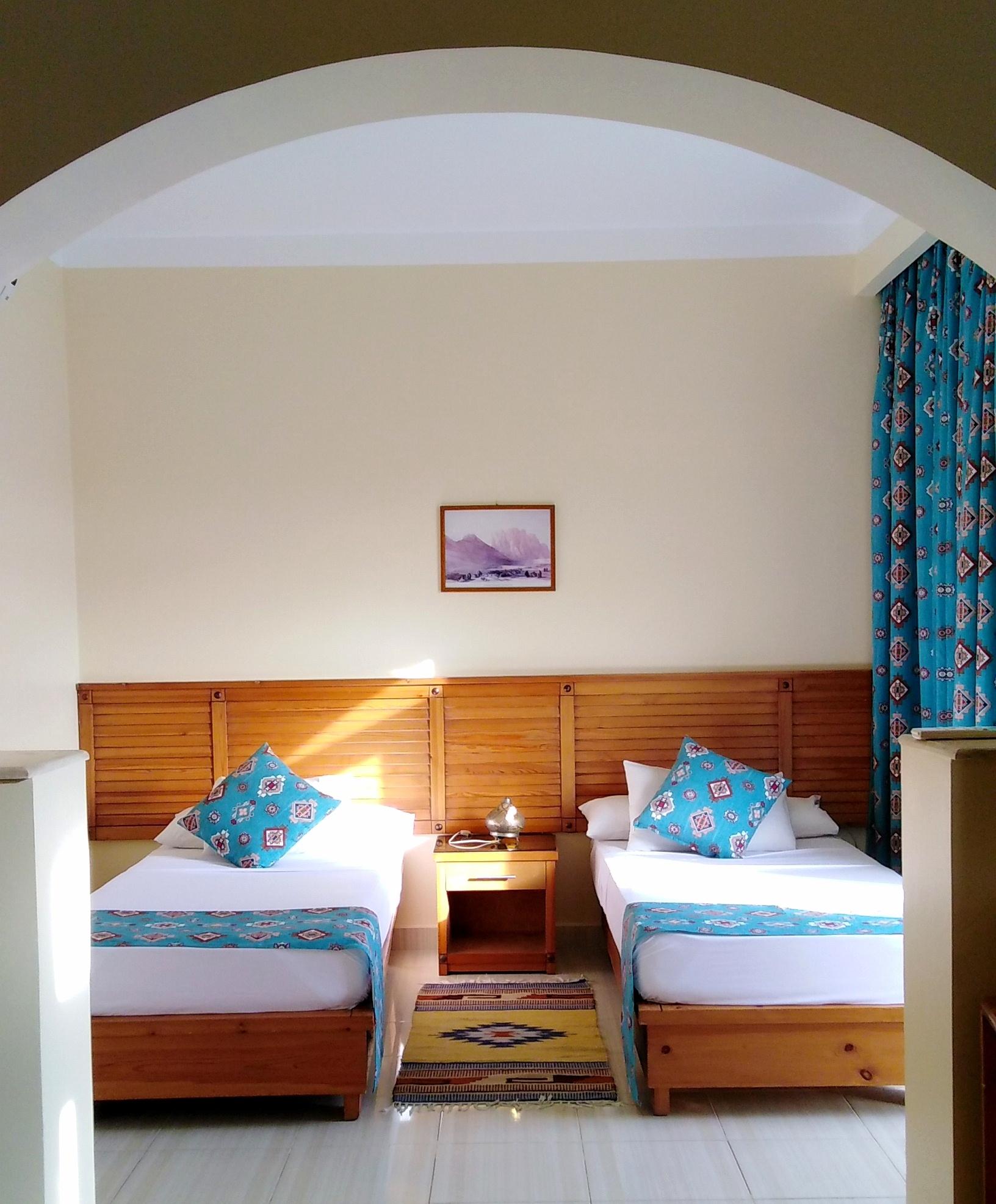 Sheikh Ali Hotel Room Dahab