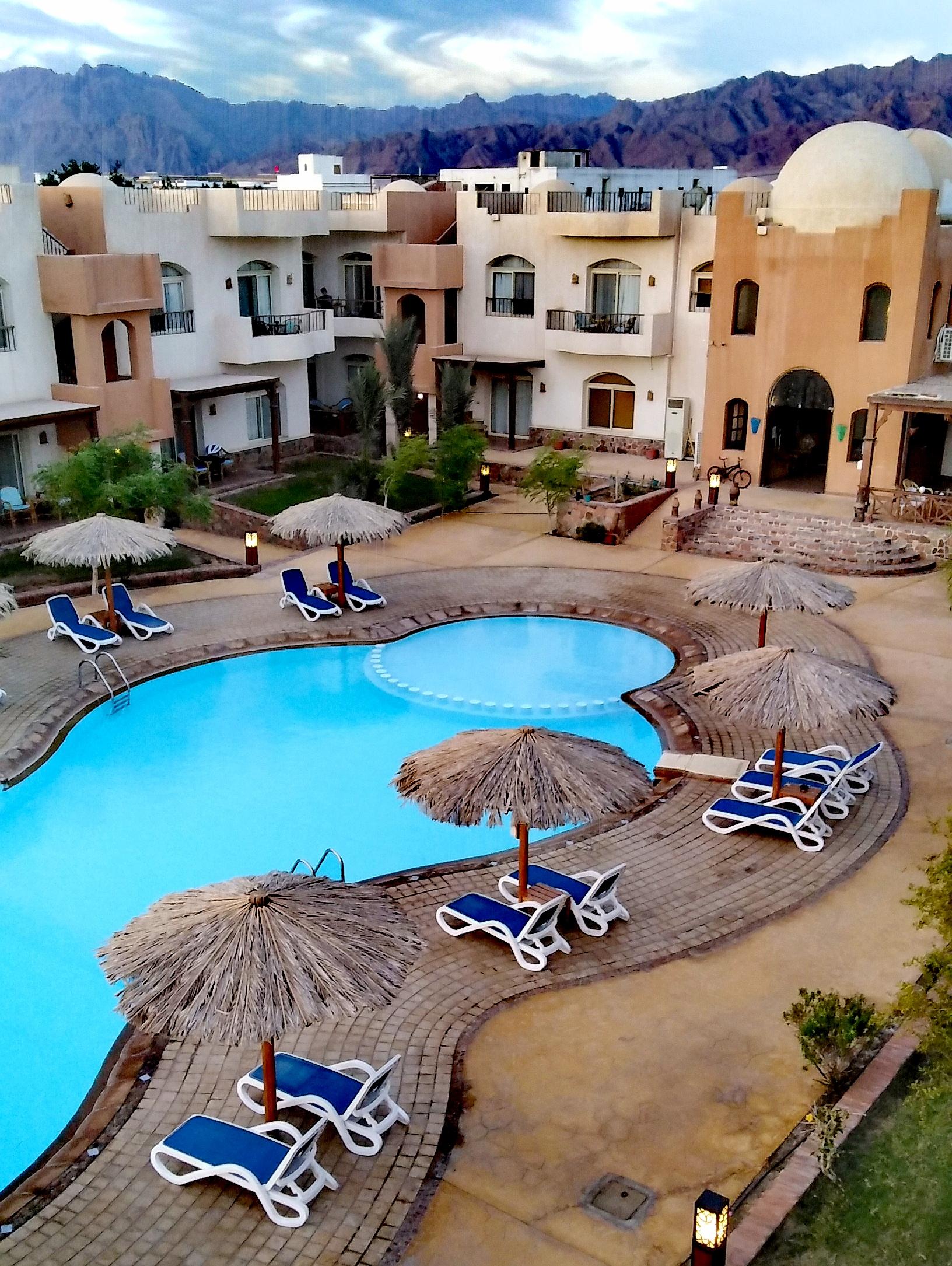 Sheikh Ali hotel dahab
