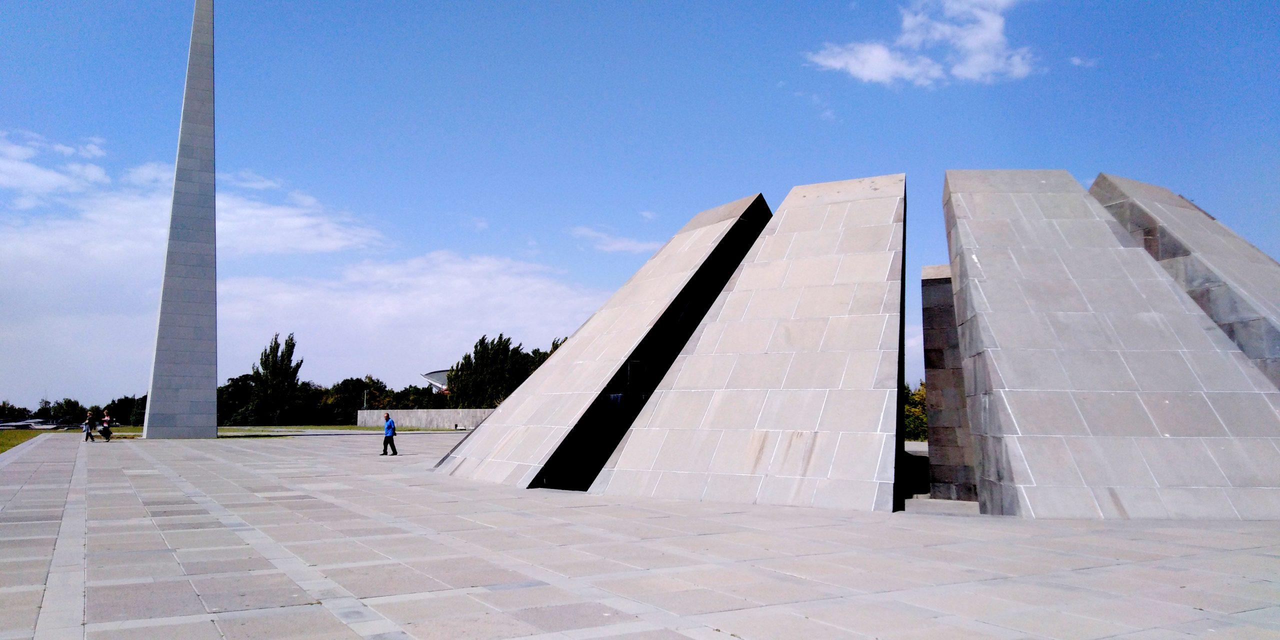 Das Museum und Institut des armenischen Genozids