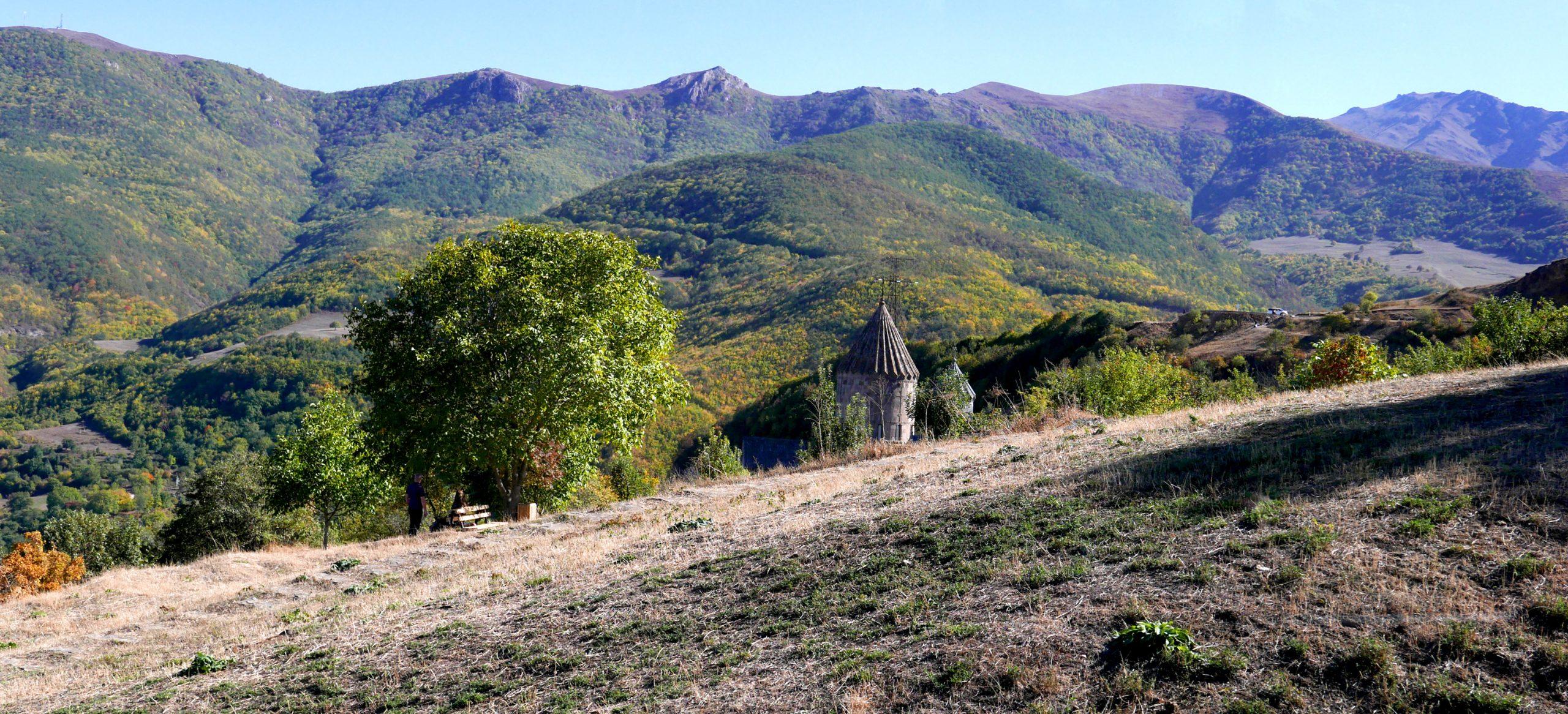 tatev kloster armenien reise